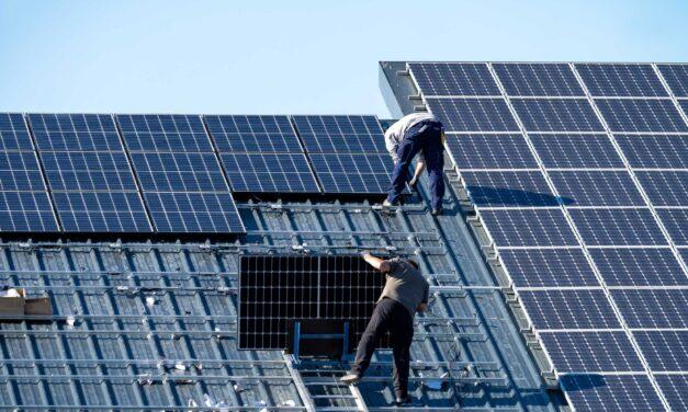 Mit mehr Photovoltaik zu Stromsicherheit