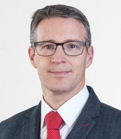 David Avery Leiter Cleantech bei Switzerland Global Enterprise (S-GE)