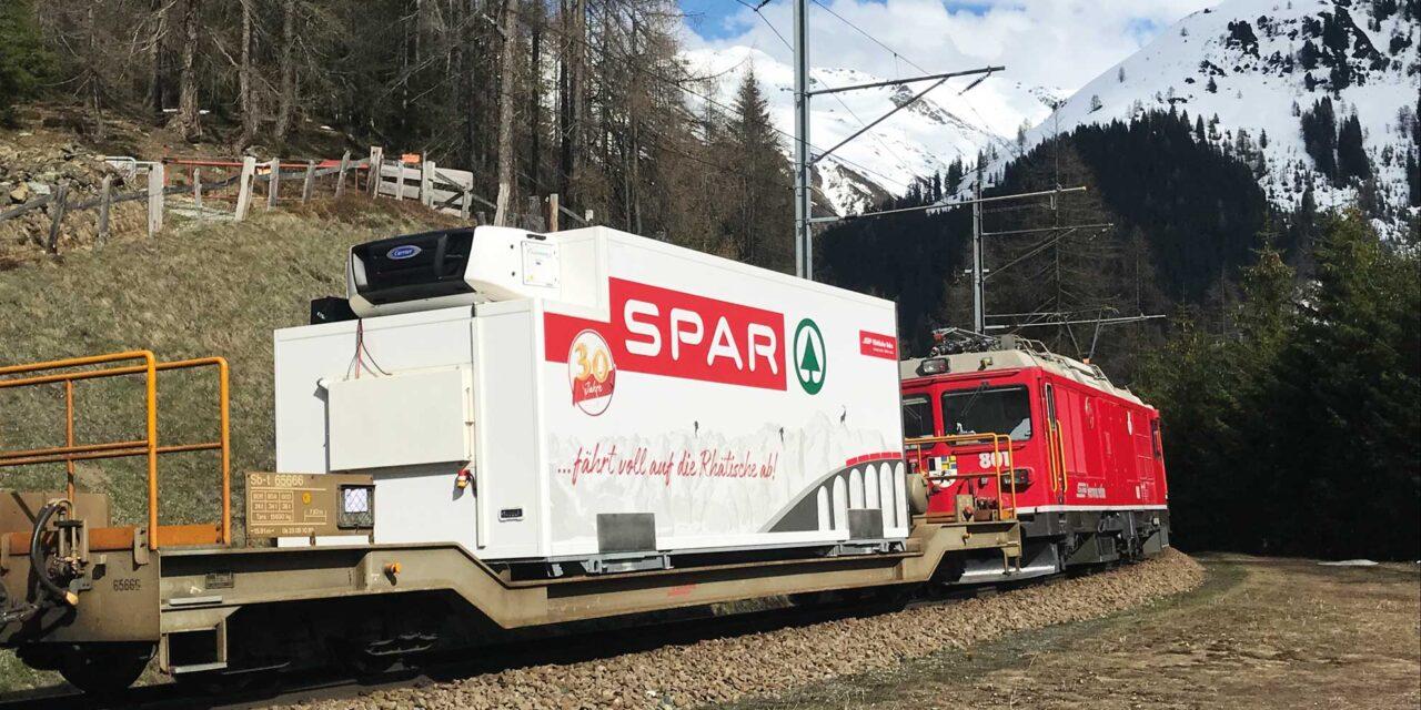 Die SPAR Gruppe verpflichtet sich zur Nachhaltigkeit