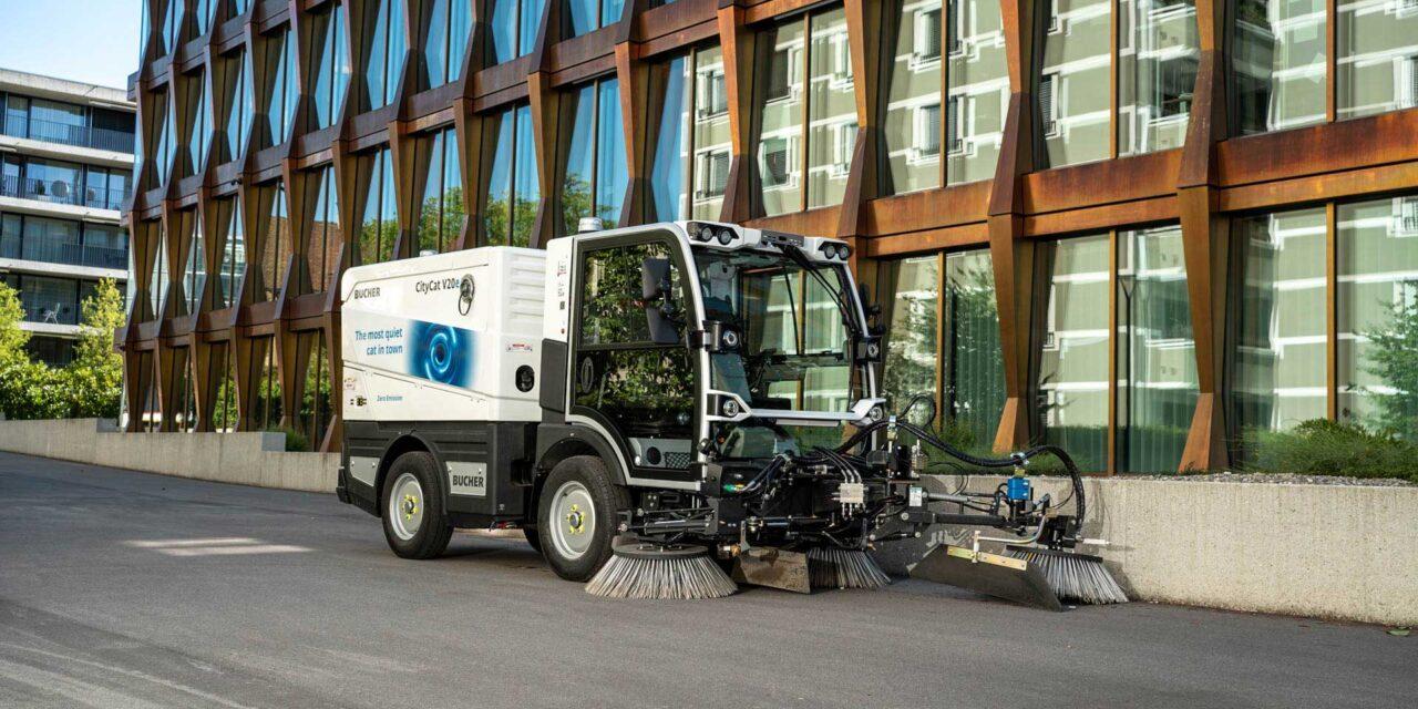 Bucher Municipal: Technologien für eine bessere Zukunft
