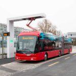 HESS E-Busse elektrifizieren Bern