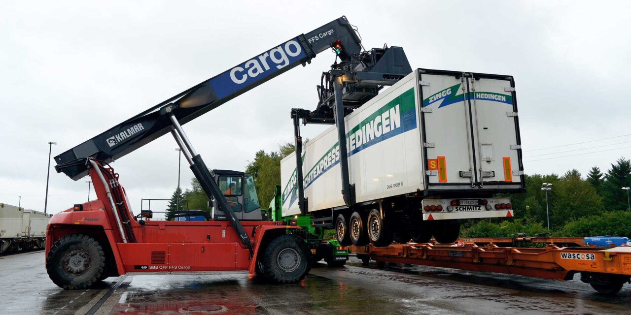 Zingg Transporte AG: Wichtige Schritte in Richtung grüne Logistik