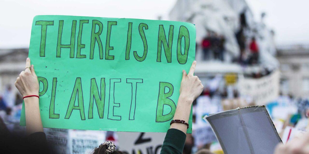 Klimakatastrophe verhindern