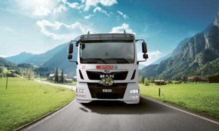 In eigener Sache – E-Truck MAN: SPAR steht unter Strom